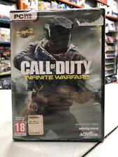 Call of Duty Infinite Warfare Pc Dvd Rom NUOVO SIGILLATO
