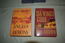 Robert Langdon 1-2 set by Dan Brown (Bce, Angels & Demons, Da Vinci Code)