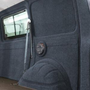 Innenverkleidung Verkleidung Filz Vlies Schiefer 3x2m passend für VW T6 T5 T4