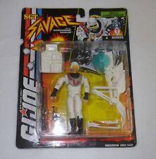 GI JOE Sgt Savage ARCTIC STORMTROOPER Hasbro 1994