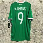 Mexico 2016 2017 Raul Jimenez Home Shirt Jersey Wolves Wolverhampton New BNWT XL