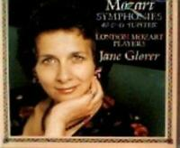Jane Glover - Mozart - Symphonies 40 & 41 (CD) (1990)