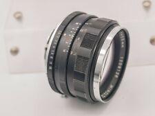 Minolta Auto Rokkor-PF 58mm F1.4 MD Mount Prime Lens For SLR/Mirrorless Cameras
