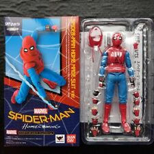 S.H.Figuarts Spider-Man Homecoming Home Made Suit Ver. SHF Action Figure NIB