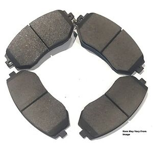 GENUINE SUBARU FRONT BRAKE PADS SET 26296SG000 (FORESTER XT MY14 -MY18)  NEW