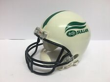 More details for riddell 3 5/8 american football helmet very rare sullair ltd corperate issue