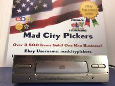 Onkyo C-30 Compact Disc Player CD CD-R Single Tray Vtg 1992 For Repair CDs Skip