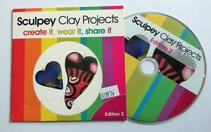 Jewellery Maker SCULPEY CLAY PROJECTS DVD Edition 2