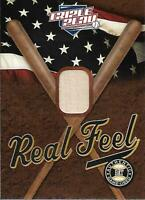2013 Triple Play Real Feel #1 Game Bat - NM-MT