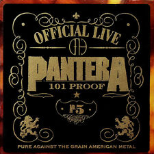 Pantera - Official Live 101 Poof (Cd Standard Jewel Case)