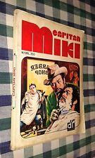 SERIE ALTERNATA CAPITAN MIKI / BLEK # 138 - 1976 - CASA EDITRICE DARDO