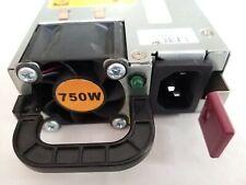 HP 750W PSU Power Supply Server  HSTNS-PL14 for mining dl380 ml350 dl360