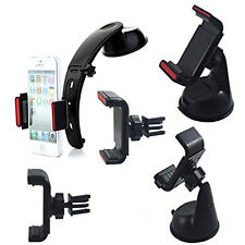 3 in 1 Multipurpose All in One Car Air Vent Phone GPS Holder Stand Dashboard Kit