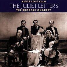 Elvis Costello Juliet letters (1993, & Brodsky Quartet) [CD]
