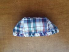 Longaberger Woven Traditions Plaid Stuck On You Basket Liner ~ Brand New!