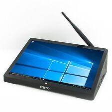 PiPO X8 Pro Mini PC Windows 10 Android Intel Z8350 Quad Core TV Box 4g 64g