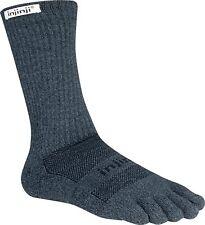 (medium Granite) - Injinji Trail Midweight Crew XtraLife Socks