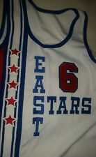 Julius Erving 6 Mitchell Ness All-Star Basketball Jersey Hardwood Classic NBA