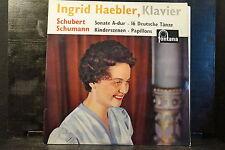 Ingrid Haebler, Klavier - Schubert / Schumann