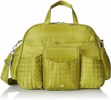 Lug Tuk Tuk Carry All Baby Diaper Bag Tote Green New