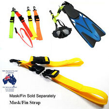 Scuba Diving Snorkelling Fin and Mask strap water sports