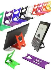 "iPad Mini, Kindle, Galaxy Tab, 6"" 7"" 8""  Tablet Holder: iClip Travel Desk Stand"