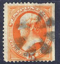 U.S. 163 Used Fvf Scv$160.00 Bright (163-9)
