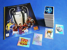 Panini★CHAMPIONS LEAGUE 2011/2012★complete set + empty album/Leeralbum