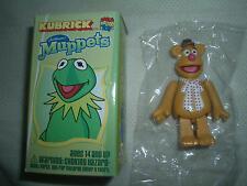 "Medicom Sesame Street Muppets Kubrick Series ""Fozzie the Bear"""