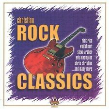 Christian Rock Classics CD NEW Whiteheart Eric Champion