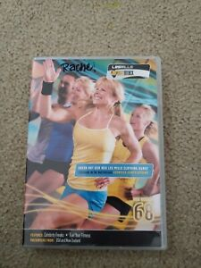 Les Mills Body Attack 68 DVD And CD With Notes And Case