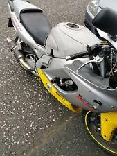 Yamaha Thundercat Bagster Tank Cover yzf600 yzf600r