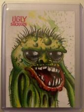 2020 Topps UGLY STICKERS GREG13 1/1 Hand Drawn Artist Sketch Card