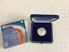 Pièce de 10€ Italie Campione Mondiale di Calcio 2006