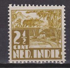 Nederlands Indie Indonesie 248 MLH Karbouw 1938 Netherlands Indies WATERMARK