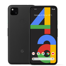 Google Pixel 4a black 6/128 GB Android 11.0 Smartphone