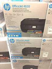 HP Officejet 4650 Printer All-In-One Color Printer Wireless F1J03A (SEE DETAILS)