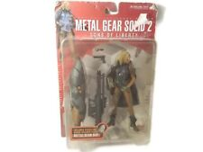 2001 MCFARLANE TOYS--METAL GEAR SOLID 2--FORTUNE w/ Ray figure