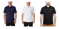 NEW Fila Men's Short Sleeve Polo Shirt