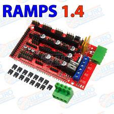 Shield RAMPS 1.4 impresora 3D printer REPRAP MENDEL PRUSA Arduino Mega