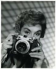 CONSTANT HUSBAND 1955 KAY KENDALL Kodak Medalist II Camera PORTRAIT