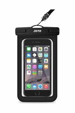 JOTO Universal Waterproof Pouch Cellphone Dry Bag Case for iPhone 11 Pro Max ...