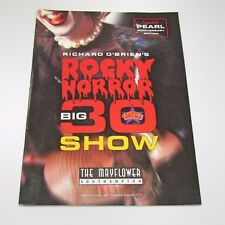 The Rocky Horror Picture Show Tour Programme Book  (2003 Pearl Anniversary)
