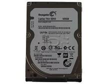 "Seagate Laptop SSHD 500GB Internal 5400RPM 2.5"" (ST500LM000) SSHD (Solid State Hybrid Drive)"