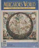 Mercator's World-The Magazine of maps, Atlases, Globe, and charts, volume 6,-