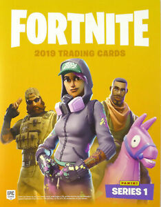 2019 Panini Fortnite Series 1 Trading Cards Legendary Epic Pick List 1 - 300