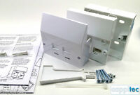 BT OPENREACH TYPE NTE5 MASTER PHONE SOCKET AND DSL/ADSL FACEPLATE FILTER KIT A