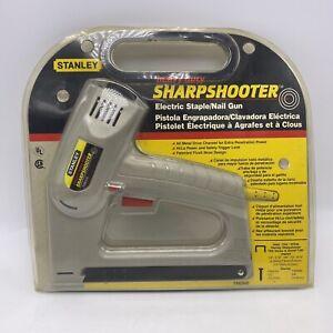 Stanley Sharpshooter TRE500 Heavy Duty Electric Stapler Nail Gun Corded NEW!