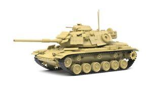 Solido S4800502 - 1/48 M60 A1 Tank - Desert Camo - 1959 - Diecast Model