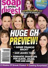 Soap Opera Digest Magazine April 16 2018 General Hospital 55th Anniversary Issue